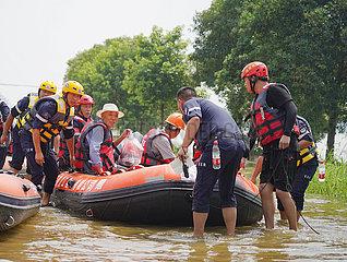 CHINA-JIANGXI-JIUJIANG-FLOOD-CONTROL (CN)