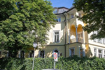 Haus in dem Jan Marsalek gewohnt haben soll