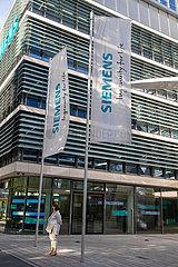 Siemens Sitz