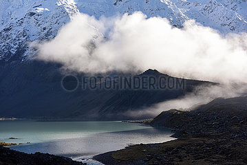 NEUSEELAND-SÜDINSEL-Aoraki / Mount Cook National Park