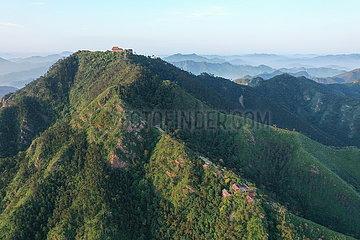 CHINA-HEBEI-Qianxi Jingzhong-Berg (CN)