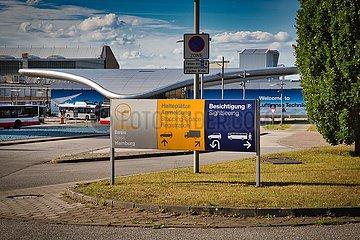 Lufthansa Technik und Lufthansa Basis