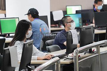 CHINA-BEIJING-COLLEGE ENTRANCE EXAMINATION-GRADING (CN)