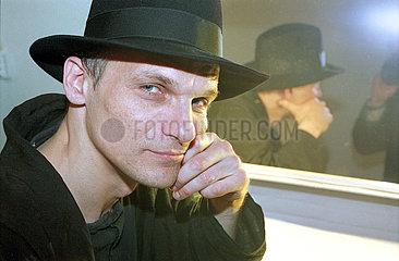 Christian Ide Hintze  Lyriker  Wien  1995