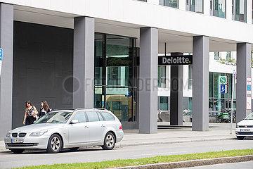Deloitte Niederlassung in München