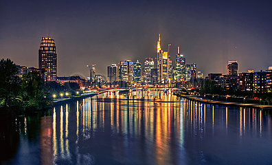 Frankfurter StadtPanorama