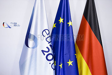 Logo EU-Ratspraesidentschaft
