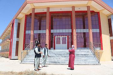 AFGHANISTAN-Faryab-FRIEDLICHER DISTRICT