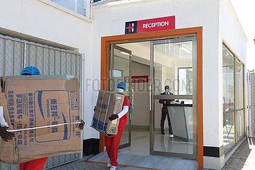 SIMBABWE-HARARE-COVID-19-chinesische Firmen-BEHANDLUNG UND ISOLATION CENTER SIMBABWE-HARARE-COVID-19-chinesische Firmen-BEHANDLUNG UND ISOLATION CENTER SIMBABWE-HARARE-COVID-19-chinesische Firmen-BEHANDLUNG UND ISOLATION CENTER SIMBABWE-HARARE-COVID -19-chinesische Firmen-BEHANDLUNG UND ISOLATION CENTER