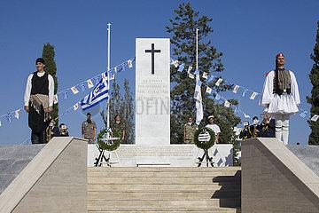 Zypern-NICOSIA-PARTITION-JAHRESTAG