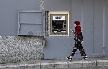 LIBANON-BEIRUT-BANKENSEKTOR