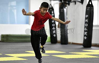(SP) CHINA-TIANJIN-Sport-Komplex-FACTORY-TRANSFORMATION (CN)