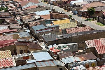 Johannesburg  Soweto  Suedafrika - Township Soweto