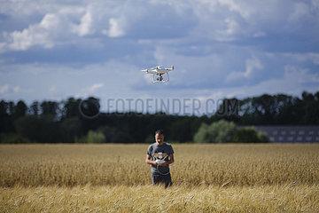 Digitalisierung in der Landwirtschaft