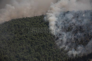 GRIECHENLAND-Kechries-WILDFIRE