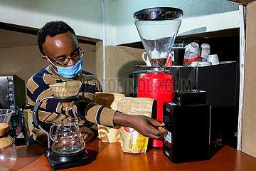 UGANDA-KAMPALA-COFFEE-COVID-19-EXPORT-IMPACT