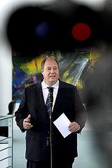 Helge Braun  Corona-Crisis