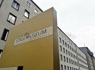 Ehemalige Stasi-Zentrale