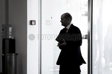 Olaf Scholz  Kabinett