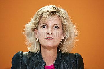 Berlin  Deutschland - Daniela Ludwig. Drogenbeauftragte der Bundesregierung.