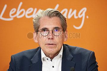 Berlin  Deutschland - Andreas Storm  Vorstandsvorsitzender DAK-Gesundheit.