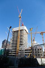 Immobilien und Bauboom in Frankfurt am Main