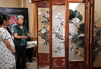 (MASTEROFCRAFTS) CHINA-HENAN-BIAN Stick Inheritor (CN)