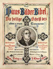 Bibel  Ulm  1877