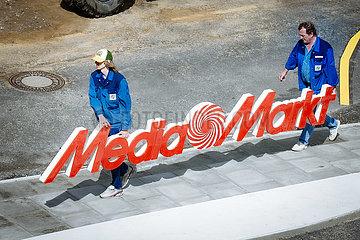 Symbolfoto Media Markt (Archivbild)