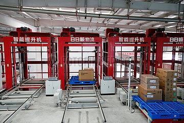 # CHINA-QINGDAO-intelligente Archiv (CN)