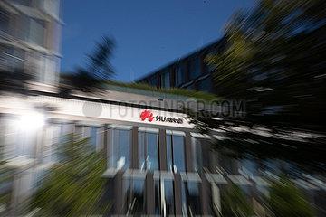 Büros von Huawei in München
