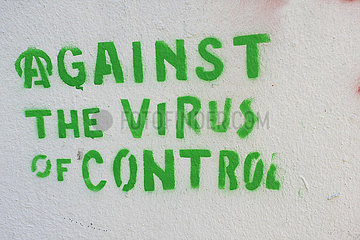 against the Virus of control