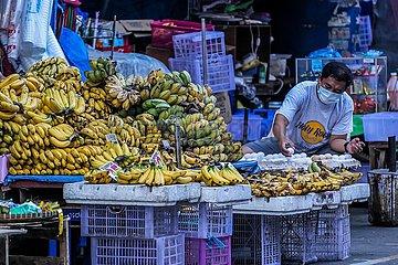 PHILIPPINES-MANILA-COVID-19