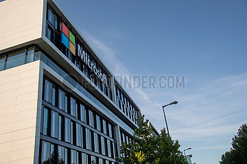 Deutschlandsitz von Microsoft