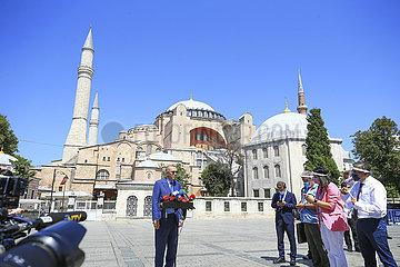 TURKEY-ISTANBUL-ERDOGAN-ENERGY EXPLORATION