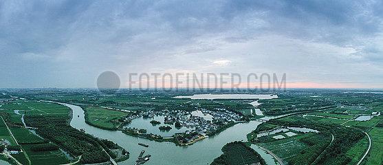 CHINA-JIANGSU-KUNSHAN-RURAL DEVELOPMENT (CN)