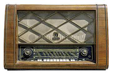 Radiogeraet Neckermann Royal  1955
