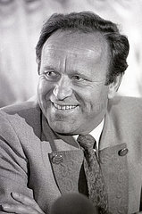 Hans Schuierer  Landrat von Schwandorf  1986