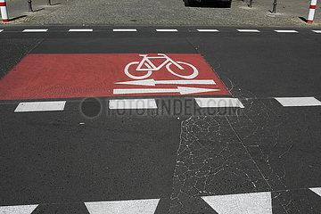 Berliner Fahrradwege