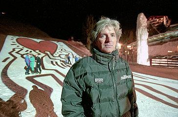 Guenther Aloys  Tourismusguru  Ischgl  1999