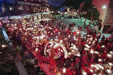 Après Ski  Ischgl  1999