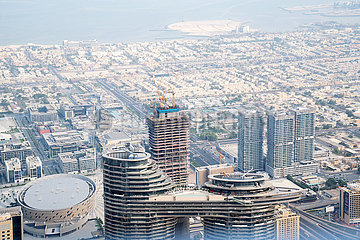 New tourist attraction Sky Walk at The Address Residence Sky View is scheduled to be open soon in Dubai