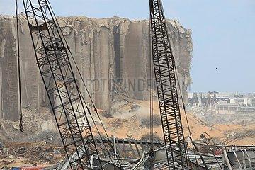 LIBANON-BEIRUT-EXPLOSIONEN-AFTERMATH