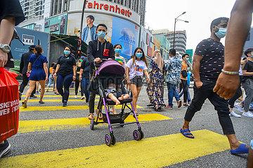MALAYSIA-KUALA LUMPUR-ECONOMY