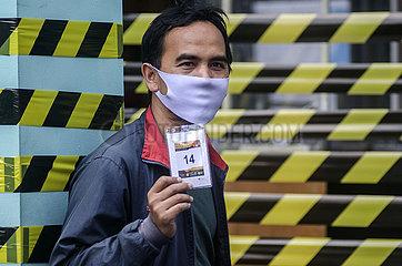 INDONESIEN-BANDUNG-IMPFSTOFF-Klinischer Test