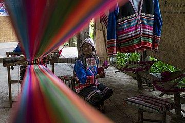 CHINA-YUNNAN-jino ethnische Gruppe-Reisen (CN)