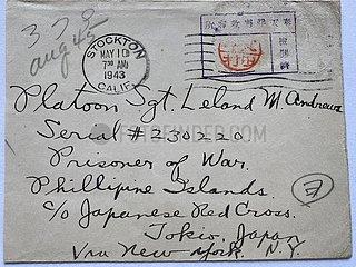 CHINA-LIAONING-WWII-ORIENTALISCHER AUSCHWITZ-LETTER (CN) CHINA-LIAONING-WWII-ORIENTALISCHER AUSCHWITZ-LETTER (CN)