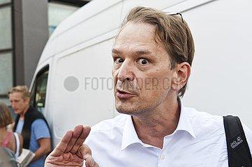 Dr. Bodo Schiffmann  HNO-Arzt der Schwindelambulanz Sinsheim