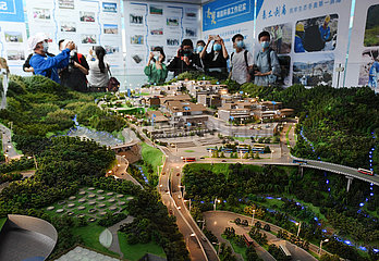 (SP) CHINA-PEKING-2022 Olympische Winterspiele-Yanqing WINTER OLYMPIC VILLAGE (CN)