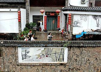 CHINA-HENAN-Songxian Kreis Armutsbekaempfung (CN)